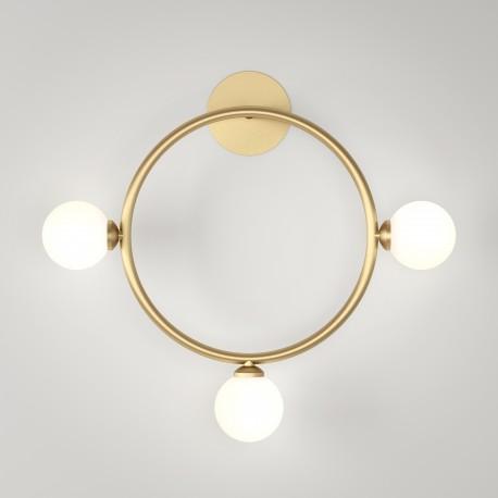 Sieninis šviestuvas CIRCLE