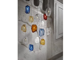 Pakabinamas šviestuvas Crystal Rock