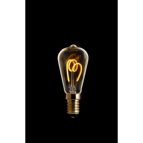 3W LED Filament lemputė E14