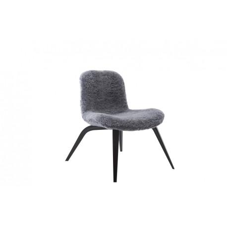 Kėdė GOOSE LOUNGE SHEEPSKIN