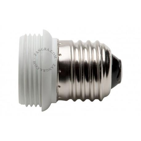 Cokolio adapteris E14-E27