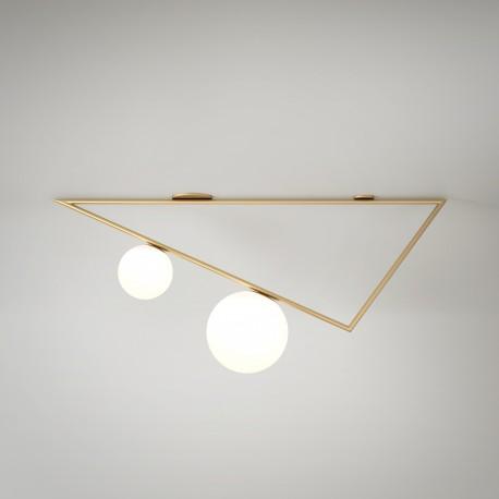 Lubinis šviestuvas TRIANGLE