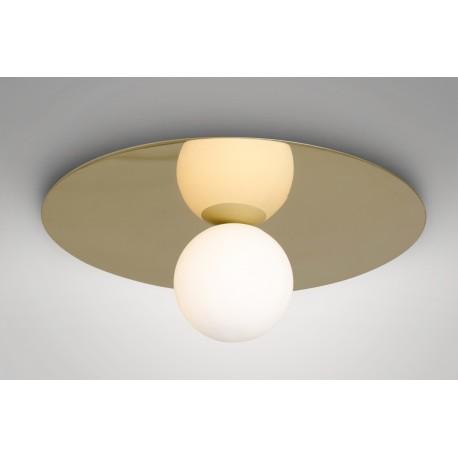 Lubinis/sieninis šviestuvas PLATE & SPHERE