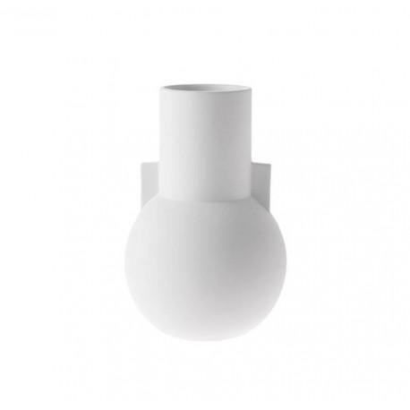Vaza MATT WHITE