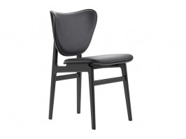 Valgomojo kėdė Elephant Black