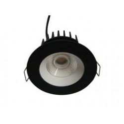 Įmontuojamas šviestuvas TOP SPOT BLACK