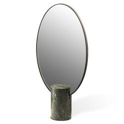 Veidrodis Oval Marble