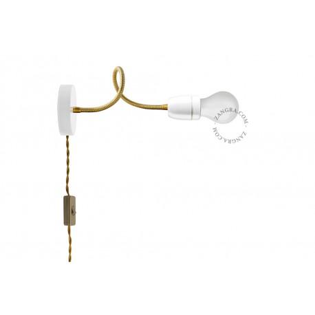 Sieninis šviestuvas FLEXIBLE ARM