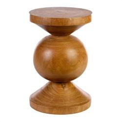 Medinis staliukas-kėdė BALL