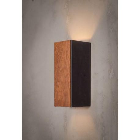 Sieninis šviestuvas ORTO TEAK