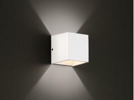 Sieninis šviestuvas SANTORINI Cube