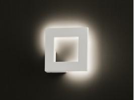 Sieninis šviestuvas SANTORINI Square