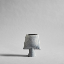 Vaza Sphere SQUARE Mini/light grey