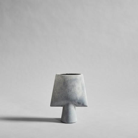 Vaza Sphere SQUARE Mini/light grey