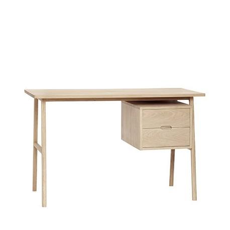 Ąžuolinis darbo stalas