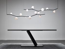 Pakabinamas šviestuvas IVY horizontal