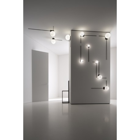 Sieninis/lubinis šviestuvas FRAMMENTI