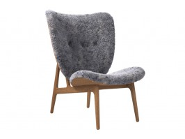 Poilsio kėdė ELEPHANT SHEEPSKIN
