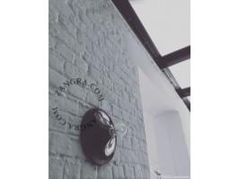 Sieninis/lubinis šviestuvas PLASTIC LAMPHOLDER 25