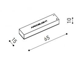 Prijungimo dėžutė MINIMAL TRACK