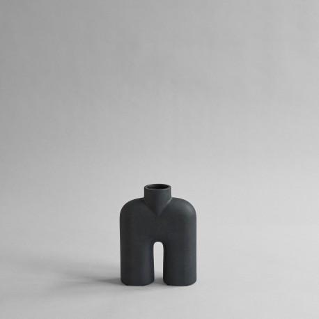 Vaza COBRA TALL mini black