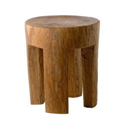 Kėdė-staliukas ROUND 4 SQUARE LEGS