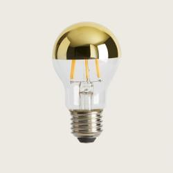 4W LED E27 lemputė GOLD