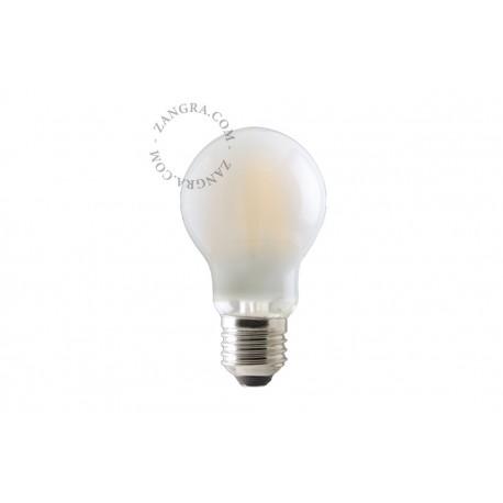 LED FILAMENT lemputė E27 6.5W FROSTED GLASS