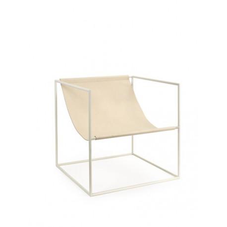 Kėdė SOLO SEAT CREAM WHITE_LEATHER
