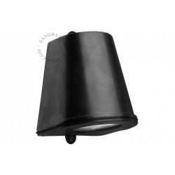 Sieninis šviestuvas BRASS BLACK