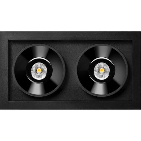 Įleidžiamas šviestuvas BLACK FOSTER 2