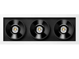 Įleidžiamas šviestuvas BLACK FOSTER 3