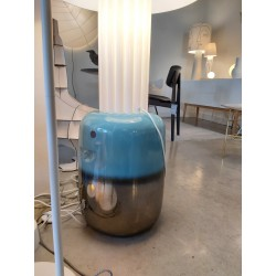 Staliukas-kėdė PILL Blue SALE
