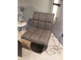 Kėdė MINI BAR DARK GREY