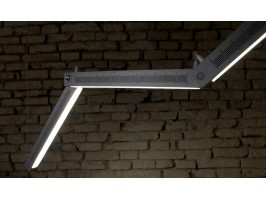 Pakabinamas LED šviestuvas METRA
