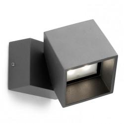 Sieninis LED šviestuvas CUBUS
