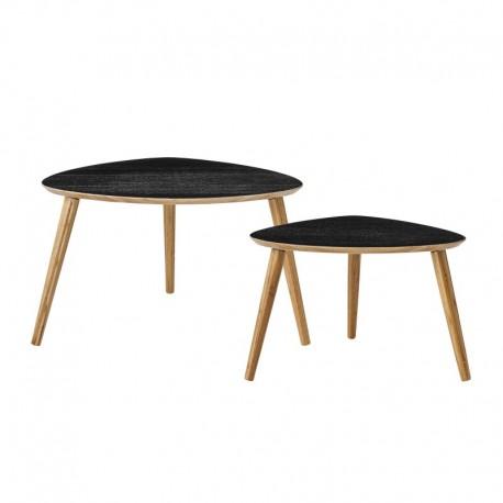Kavos staliukų komplektas