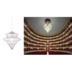 Pakabinamas šviestuvas NEVERENDING GLORY La Scala