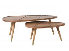 Kavos staliukų komplektas SHAM