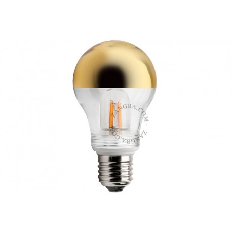 LED LEMPUČIŲ MIRROR CROWN 56 MM KOMPLEKTAS