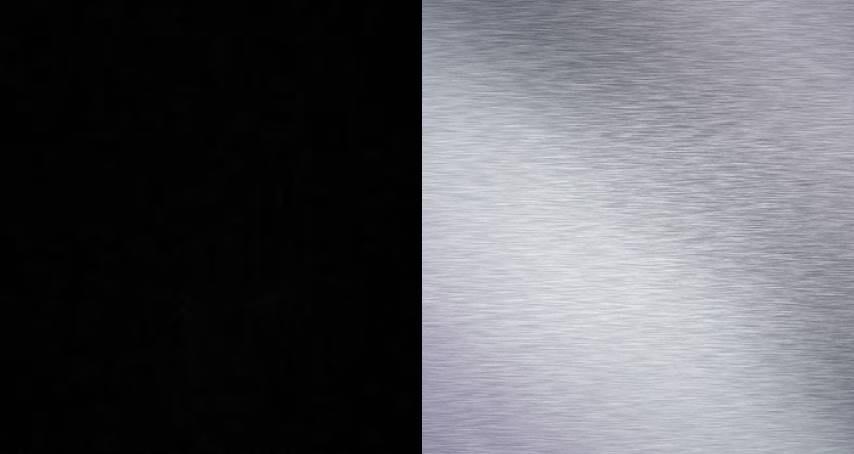Juoda - aliuminio